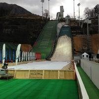 """Photo taken at """"RusSki Gorki"""" Jumping Center by Konstantin G. on 12/3/2012"""