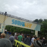 Photo taken at Soundset by Savana on 5/26/2013