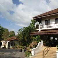 Photo taken at Khaolak Countryside Resort & Spa by Kaoru on 1/2/2013