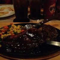 Photo taken at Meat Bar Grill & Rhythm by Okky on 4/3/2013