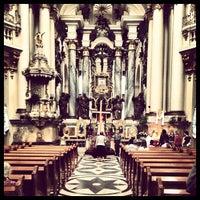 Снимок сделан в Доминиканский собор пользователем Pavel A. 5/3/2013
