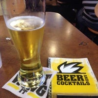 Photo taken at Buffalo Wild Wings by Gwen H. on 4/24/2014