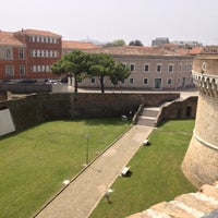 Photo taken at Rocca Roveresca by Andrea R. on 5/1/2013