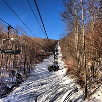 Photo taken at Okemo Mountain Resort by Michael G. on 12/23/2012