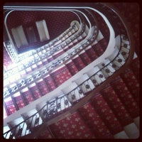 Photo taken at Hotel Carlton by Alex R. on 9/14/2012