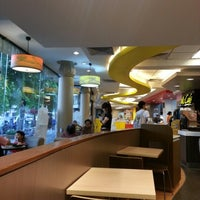 Photo taken at McDonald's & McCafé by Orathai P. on 10/13/2012