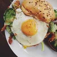 Photo taken at Lula Café by Kelly on 5/26/2013
