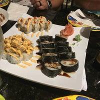 Photo taken at Sakura Asian Fusion Restaurant by Mariela on 8/27/2017