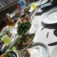 Photo taken at Lebanese House Restaurant by Rafik O. on 1/19/2013