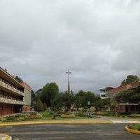 Photo taken at UTPL - La Cruz by Jimmy M. on 8/3/2013