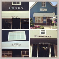 Photo taken at Bicester Village by Noelle on 7/16/2013