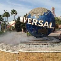 Photo taken at Universal Orlando Resort by Alinka 🐨 on 3/9/2013