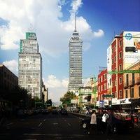 Photo taken at Plaza de la Tecnología by Stephanie S. on 10/28/2012