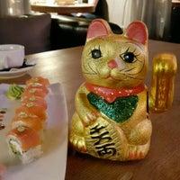 Photo taken at Lucky Cat by Irina Z. on 8/12/2016