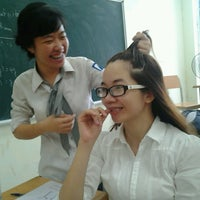 Photo taken at Hanoi - Amsterdam High School by Ha Dong F. on 5/28/2013