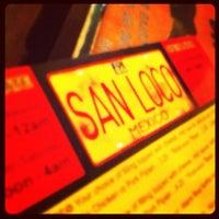 Photo taken at San Loco by Kate T. on 10/13/2012