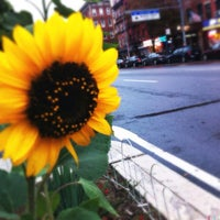 Photo taken at East Village by Kate T. on 9/18/2012