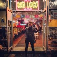 Photo taken at San Loco by Kate T. on 4/27/2013