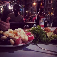 Photo taken at Rink Marowil Bar e Restaurante by Camila V. on 9/16/2012