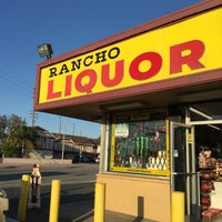Photo taken at Rancho Liquor by Leo L. on 2/28/2016