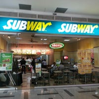 Photo taken at Subway Torre Central by Briant N. on 10/2/2012