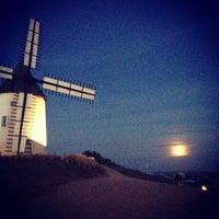 Photo taken at Jard-sur-Mer by Imane Q. on 6/13/2014