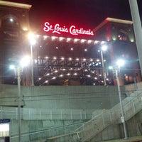 Photo taken at MetroLink - Stadium Station by Erik K. on 12/5/2012