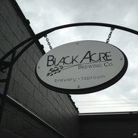 Das Foto wurde bei Black Acre Brewing Co. von Chris R. am 6/10/2013 aufgenommen