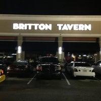 Photo taken at Britton Tavern by Chris R. on 11/3/2013
