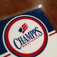 Photo taken at Champps by Chris R. on 5/4/2013