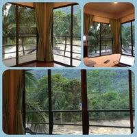Photo taken at Wangree Resort by Samonporn on 3/22/2013