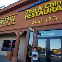 Photo taken at Kung Fu Thai & Chinese Restaurant by Cherry on 5/6/2017