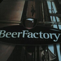 Photo taken at Beer Factory by Eduviges on 10/21/2012