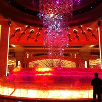 Photo taken at Galaxy Macau 澳門銀河渡假綜合城 by Tatiana P. on 4/4/2013