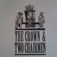 Photo taken at The Crown & Two Chairmen by Katka B. on 3/24/2013