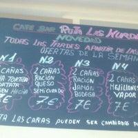 Photo taken at Ruta Las Hurdes by Marieta C. on 6/7/2013