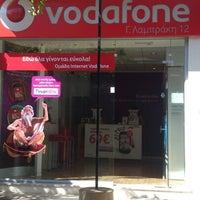 Photo taken at Vodafone Ληξουρίου by Eleni L. on 10/1/2012