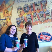 Photo taken at Jersey Mike's Subs by Deb E. on 10/24/2013