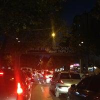 Photo taken at Kerkük Caddesi by Hüseyin Ç. on 10/20/2012