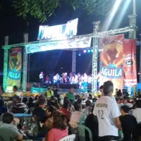 Photo taken at Makro Villa Santos by Elgin Jose H. on 5/1/2014