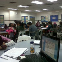 Photo taken at Unitar International University, Bandar Sunway by Christine A. on 5/14/2013