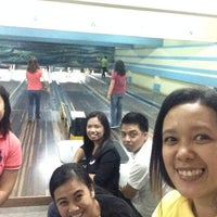 Photo taken at Super Bowling Lanes by Wheng D. on 9/5/2014