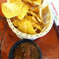 Photo taken at Mango's Taqueria and Cantina by Tiffany on 6/5/2013