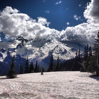 Photo taken at Mount Rainier National Park by Anthony C. on 6/29/2013