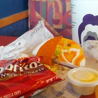 Photo taken at Taco Bell by Allen S. on 10/21/2012