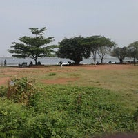 Photo taken at Fort Kochi Beach by NaEem M. on 10/12/2012