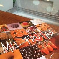 Photo taken at Mil Frutas by Fabio K. on 12/22/2012