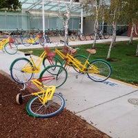 Photo taken at Googleplex - CL4 by David F. on 7/22/2014