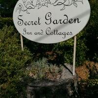 The Secret Garden Inn Bed Amp Breakfast In Downtown Santa