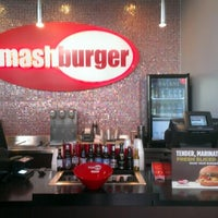 Photo taken at Smashburger by Kevin P. on 1/19/2013